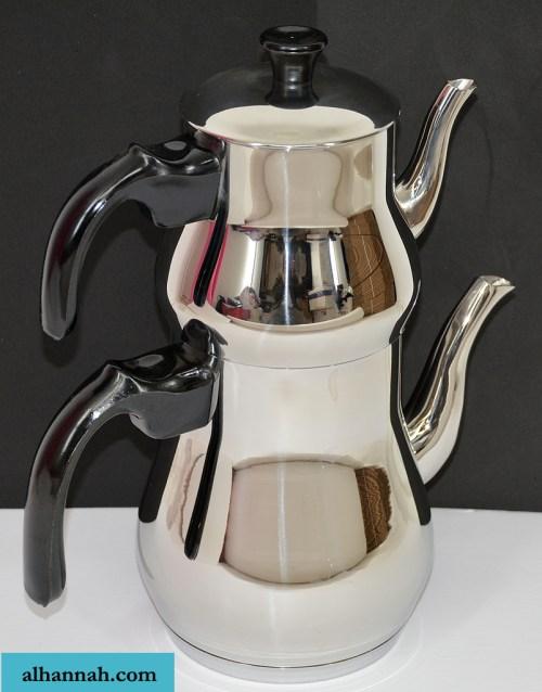 Deluxe Turkish Double Teapot gi904