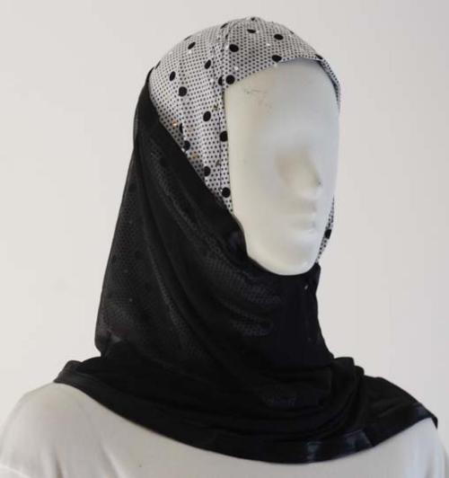 Kuwaiti Style Shayla Wrap hi1527
