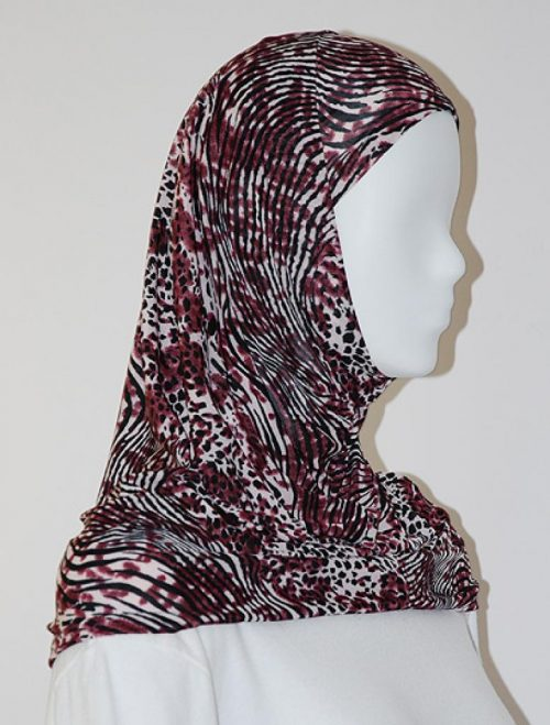 Lycra Al Amirah Hijab hi1564