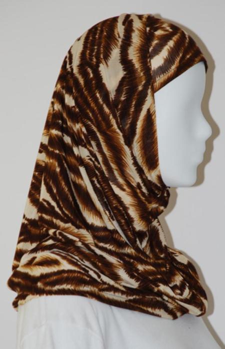 Lycra Al Amirah Hijab hi1572