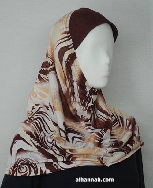 Lycra Al Amirah Hijab  hi1775
