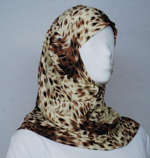 Lycra Al Amirah Hijab  hi1782
