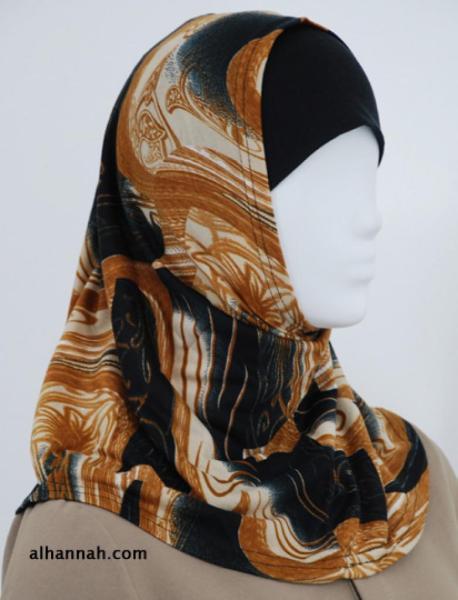Al Amira 2 Piece Religious Veil  hi1822