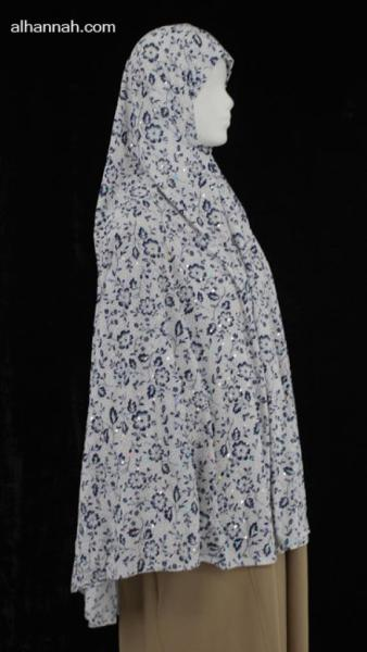 Deluxe Printed Al Amirah Hijab hi1983