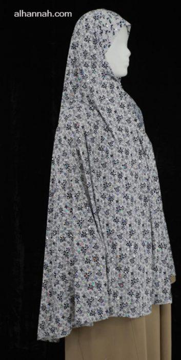 Deluxe Printed Al Amirah Hijab hi1984