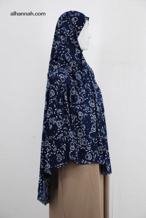 Extra Long One Piece Al Amirah Hijab hi1994