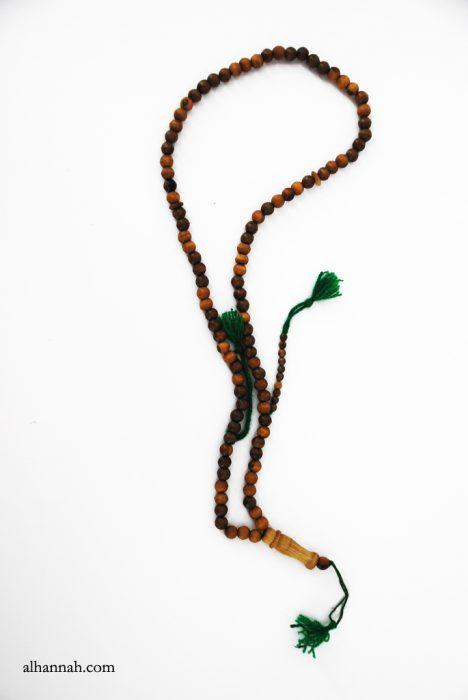 Olive Wood 99 Beads set.  ii1027
