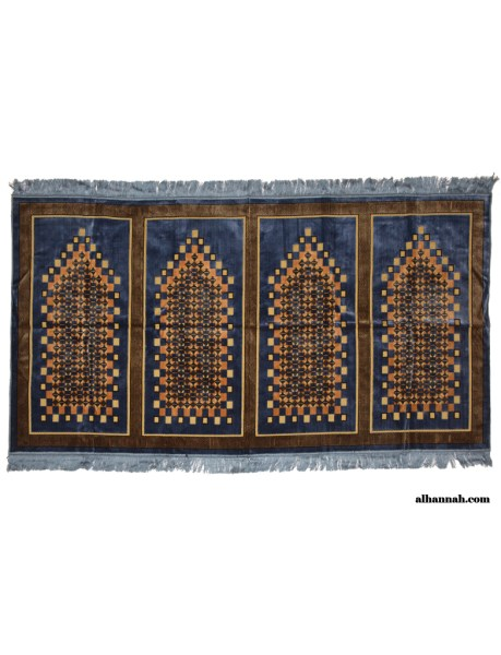 Prayer rug - 4 Person Woven Turkish style ii1051