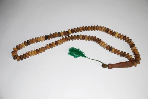 Wooden Prayer Beads  ii679