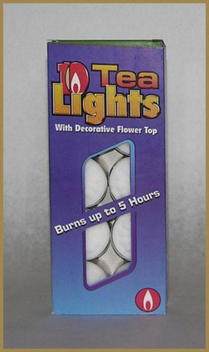Long-lasting Tea Lights in230