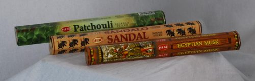 Boxed Charcoal Incense in262