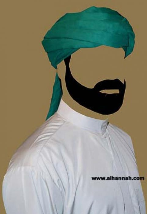 Traditional Turban Cloth me451