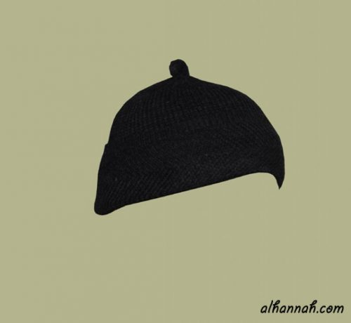 Mens Solid Color Knit Cap  me555