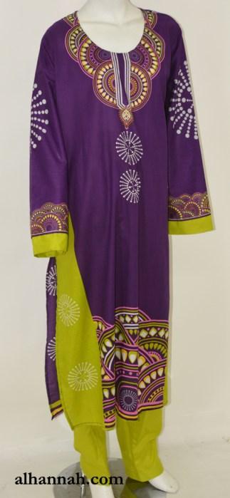Saihah Salwar Kameez - Premium Cotton sk1224