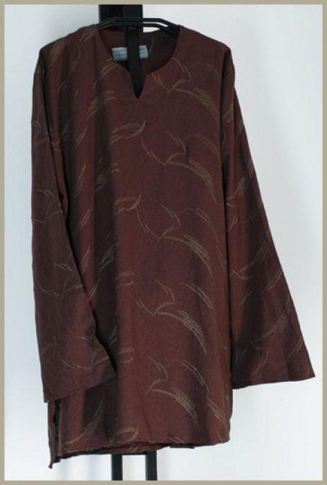 Al Karam Cotton Blend Tunic Top   st525
