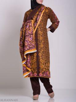 Aliyyah Salwar Kameez - Premium Cotton sk1220 (5)