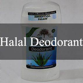 Halal Deodorant