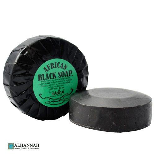 Halal African Black Soap