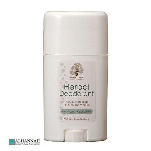 Herbal Halal Deodorant