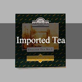 Imported Tea