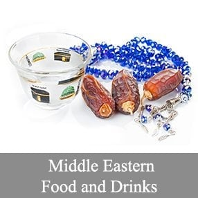 Middle Eastern Food and Drinks