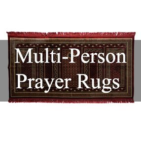 Multi-Person Prayer Rugs