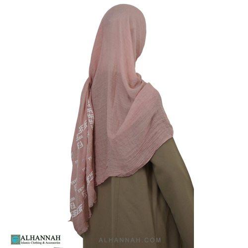 Over sized Muslim Shawl