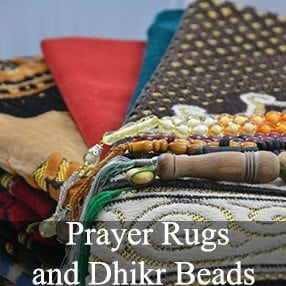 Prayer Rugs and Dhikr Beads