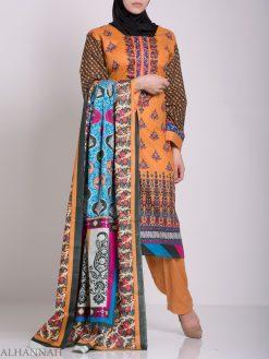 Rabiah Salwar Kameez - Premium Cotton sk1225 (1)