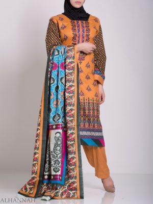 Rabiah Salwar Kameez - Algodón Premium sk1225 (1)