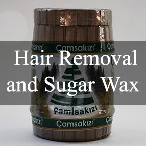 Hair Removal and Sugar Wax