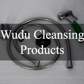 Wudu Cleansing Products and Bidets