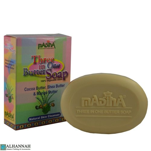 3 in 1 Butter Soap