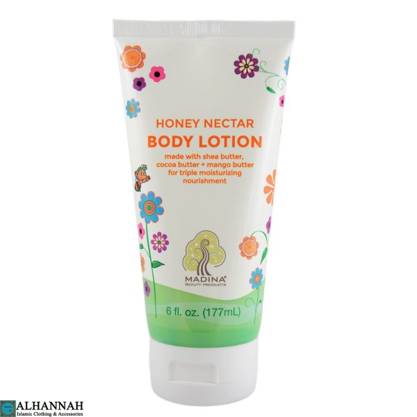 Honey Nectar Body Lotion Madina