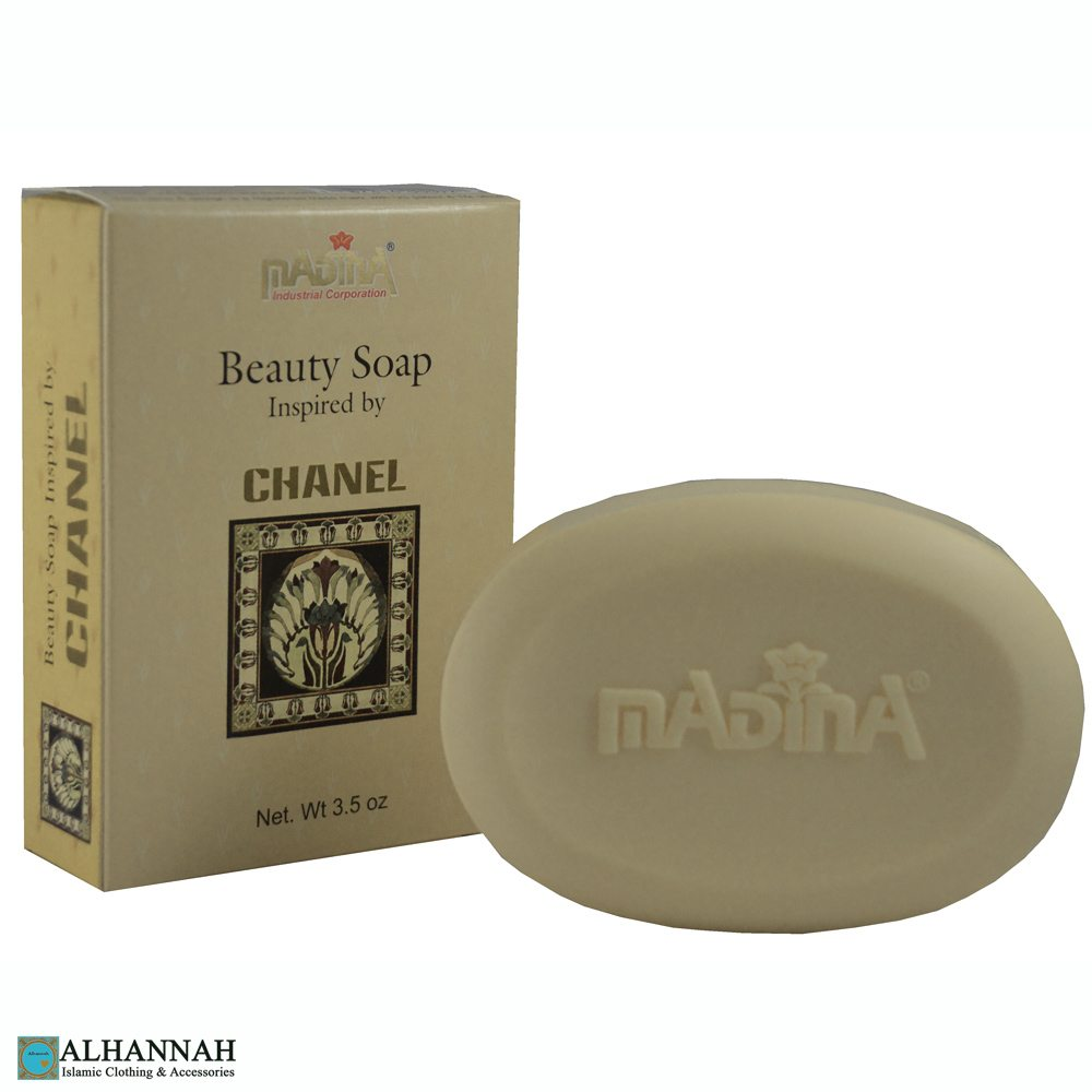 chanel inspired soap