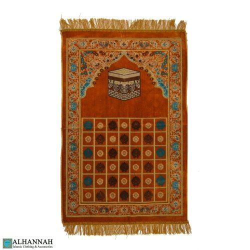 Islamic Prayer Rug Kabba
