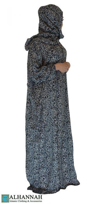 Prayer outfit 1 piece - leopard print