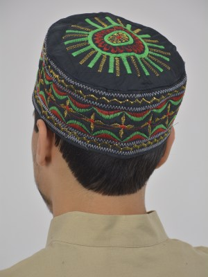 Sunris bordado Kufi ME738 (2)