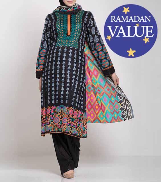Womens-Muslim-Islamic-Clothing-salwar-kameez-Special-Value-Ramadan-Eid-51818