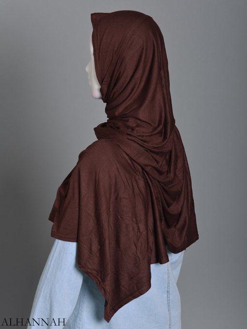 Soft Jersey Shayla Hijab hi2173 (12)