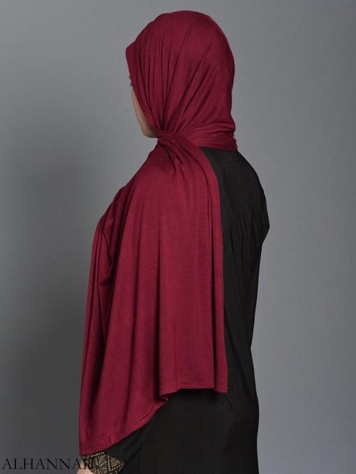 Soft Jersey Shayla Hijab hi2173 (6)