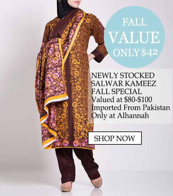 womens muslim islamic clothing salwar kameez fall value - Newly stocked salwar kameez fall special, value at $80-$100 Imported from pakistan only at Alhannah Shop now