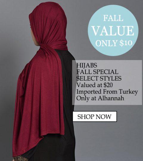 Womens Muslim Islamic Clothing Beautiful Hijabs Alamira Square Shayla