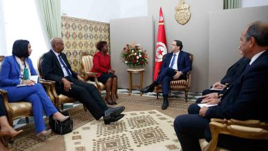 Photo of الشاهد يلتقي الأمينة العامة للمنظمة الدولية للفرنكوفونية