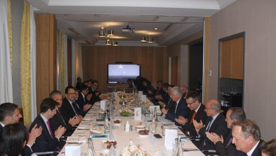 Photo of وزير التنمية يلتقي برجال الأعمال وبمسؤولي عدد من الشركات الكبرى الفرنسية