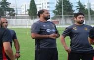 الترجي..حصة تدريبية أولى في قطر
