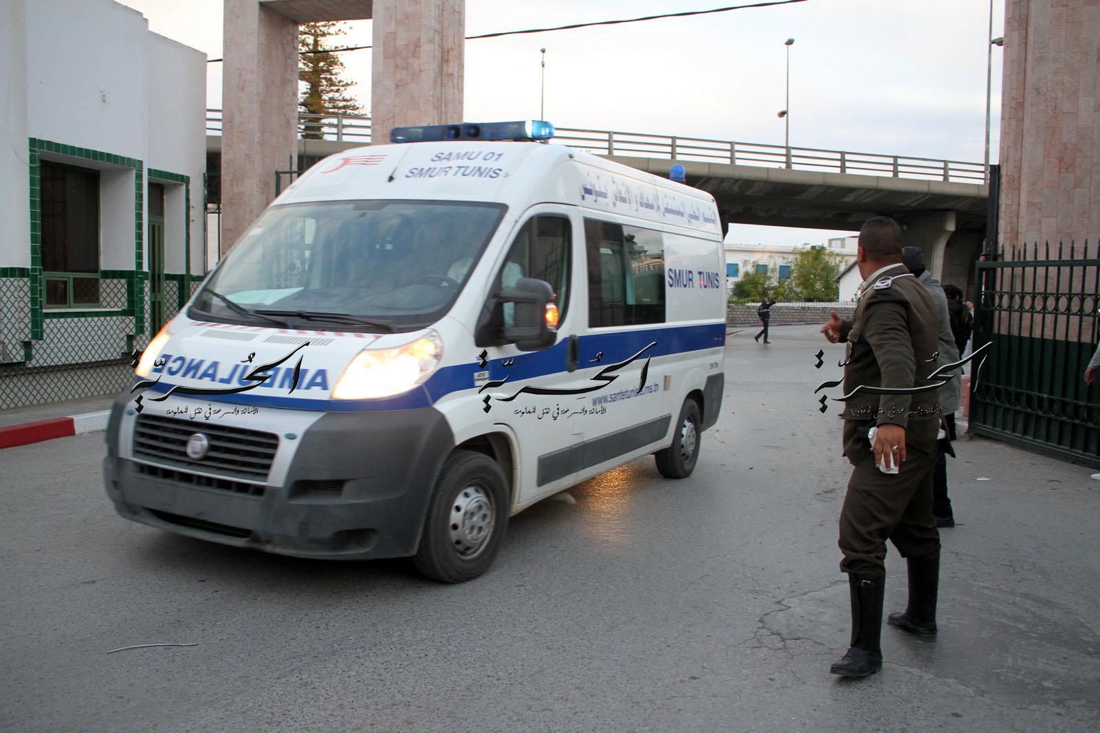 ارتفاع عدد ضحايا حادث انزلاق الحافلة السياحية