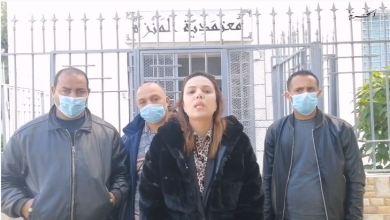 Photo of معتمدة المنزه شيماء النفطي: مع بعضنا نتجاوز أزمة الكورونا