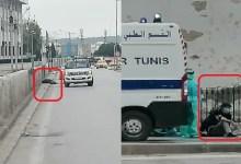 Photo of عاجل/ سقوط كهل بالعاصمة يحمل عوارض الكورونا..الحرية توثق اللحظات الأولى