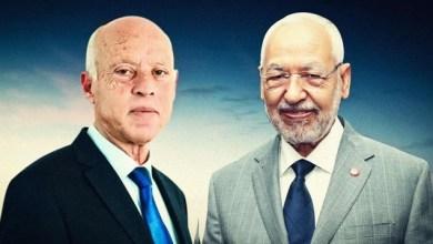 """Photo of سعيد يصفع الغنوشي: """"الدولة التونسية واحدة ولها رئيس واحد في الداخل والخارج على السواء"""""""